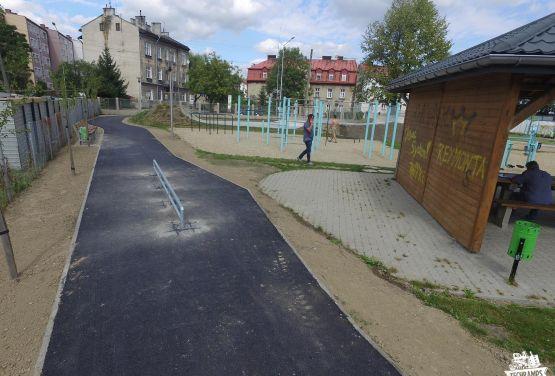 Erweiterung des Skateparks in Przemyśl