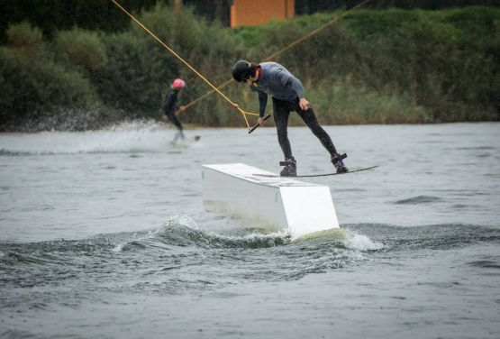 Obstáculos - WakePro Goodlife Cablepark
