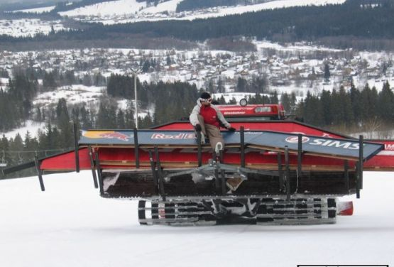 Białka Tatrzanska - snowparks