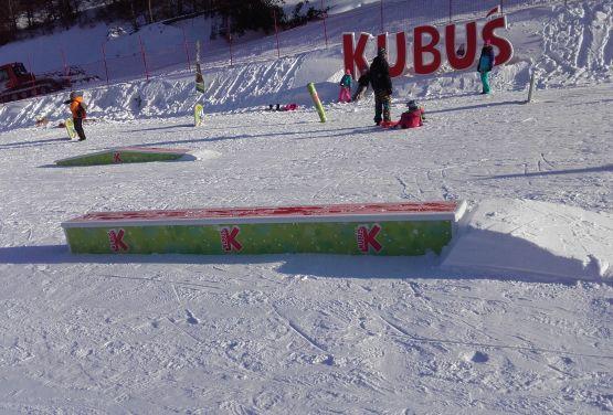 Snowpark Krynica (Arena Słotwiny)
