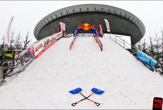Snowpark - Jib Jam Kattowitz