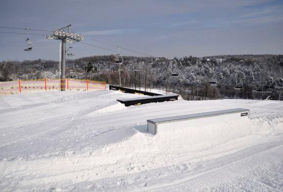 Snowpark Szwajcaria Bałtowska