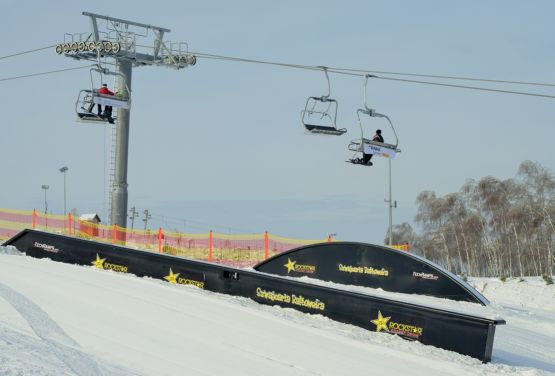 Snowpark Szwajcaria Bałtowska (Bałtów)