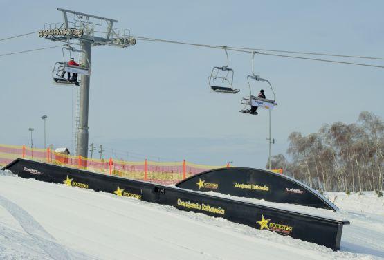 Snowpark Szwajcaria Bałtowska - Bałtów