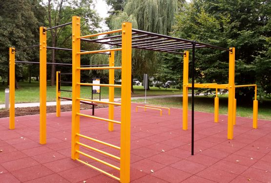 Street Workout Cracow PM