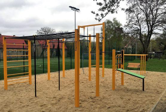 Workout Park de FlowParks