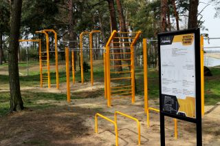 FlowParks - street workout park - Kozienice