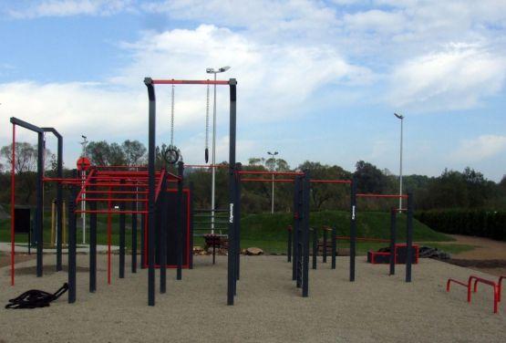 Parc d'entraînement de rue - Nowy Sącz