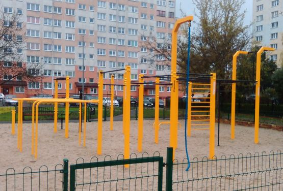 Workout Park Polkowice