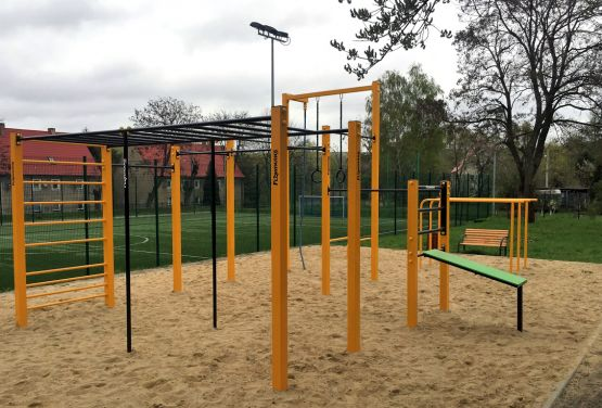 FlowParks - sportplatz in Bogatynia
