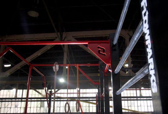 FlowPark Hangar 646 in Warschau