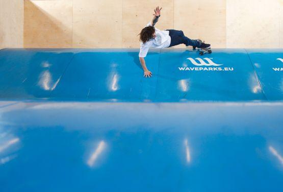 Surfen in Wola Fun Park Warschau