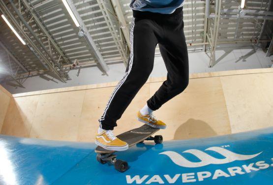 Carver skateboard - Wola Fun Park Warschau