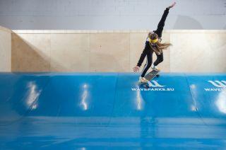 Surfen training - waveparks