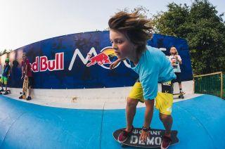 Wavepark for skateboards