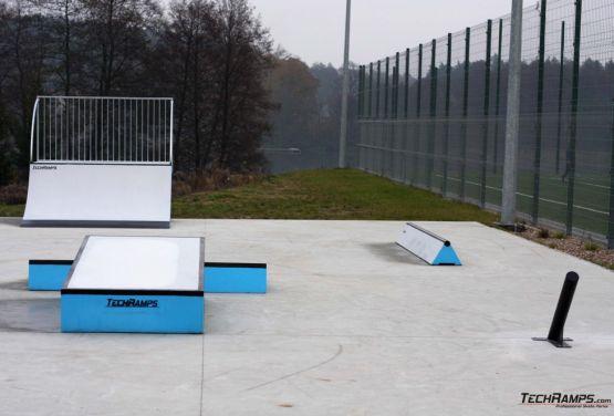 Obstáculos modulares
