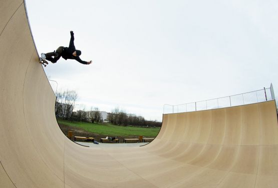 Skatepark Vertramp -Cracow