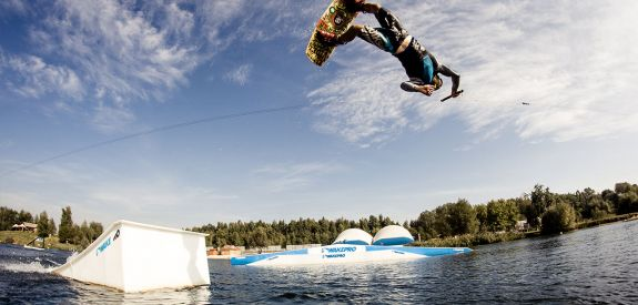 Wake Park à Cracovie