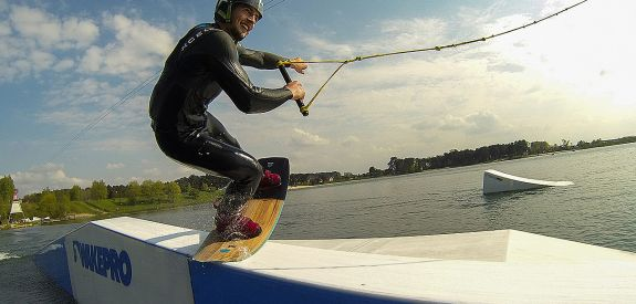 Wakepark in Cracow