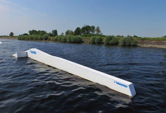 obstacles wakepark à Jeziorsko