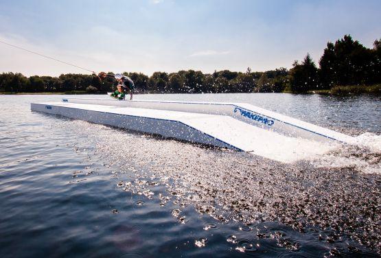 Lakeside Zwolle Wakepark w Holandii