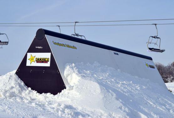 Szwajcaria Bałtowskia - snowpark