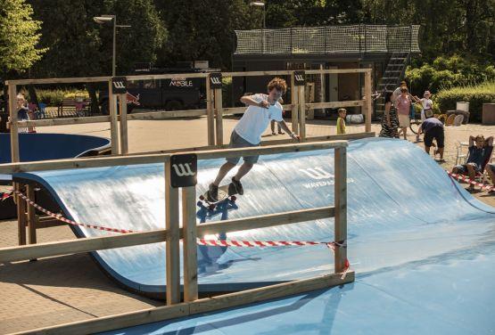 Surfen training- Waveparks