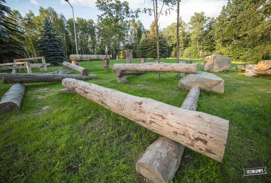 Trial Park in Rabka-Zdrój
