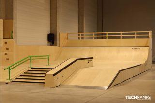 Indoor skatepark Cracow